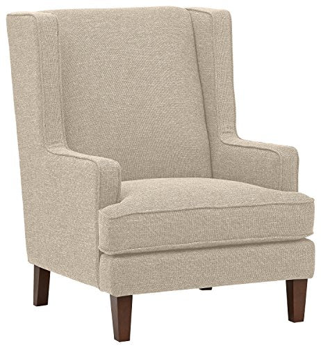 Stone & Beam Highland Modern Wingback Accent Chair, 32