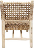 Kare Design Fauteuil Beach Hut rotin