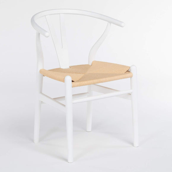 SKLUM Chaise Uish Blanc - (Plus de Couleurs)