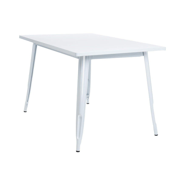 SKLUM Table LIX (120x80) Blanc - (Plus de Couleurs)