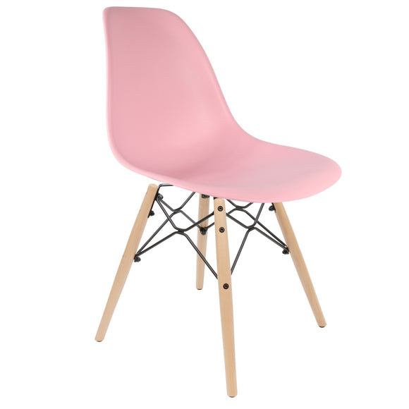 Chaise Privee Chaise DXW x4 - Rose