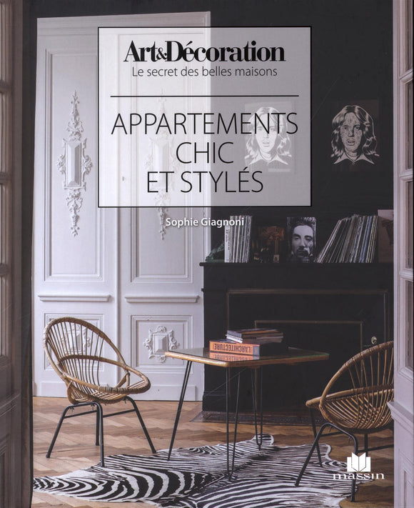 Appartements chic & stylés