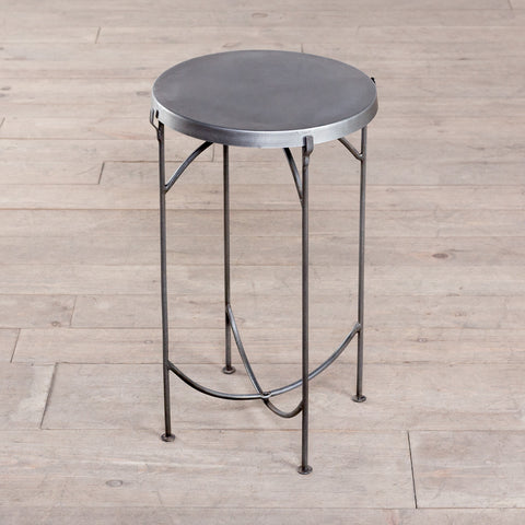 KD Iron Side Table