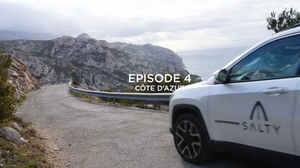 SALTY Design on the road avec Jeep: Côte d'Azur (épisode 4/4)