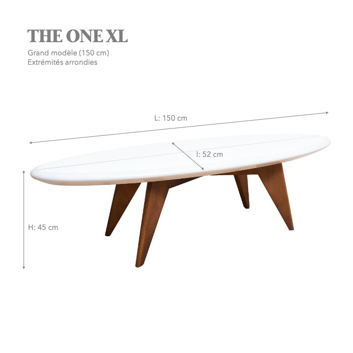 The One XL - White