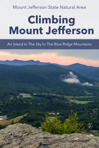 Guide to hiking Mount Jefferson State Natural Area