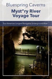 Bluespring Caverns, Exploring Americas Longest Underground River