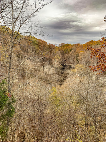 lookout point clifty falls state park