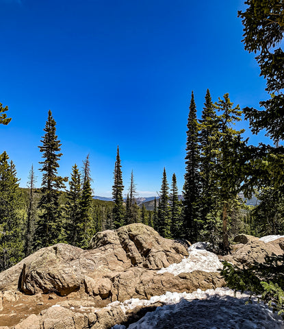 hiking trails in grand teton national park