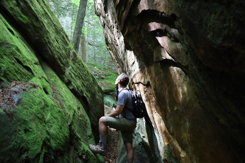 tower rock trail red river gorge