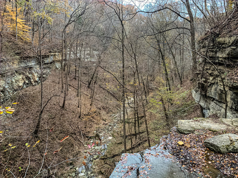little clifty falls clifty falls state park
