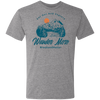 get out and explore brook and holler gray shirt