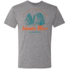 life is short brook and holler gray tee