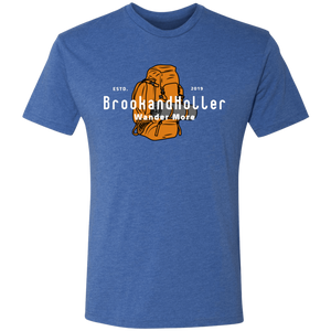 Brook and Holler - Backpacker Tee