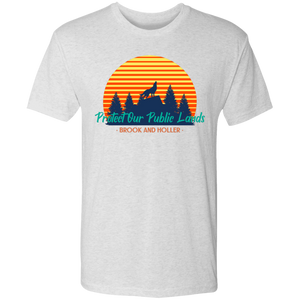 Brook and Holler - Protect Our Public Lands Tee