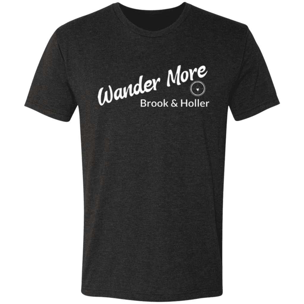 Brook and Holler - Wander More Tee