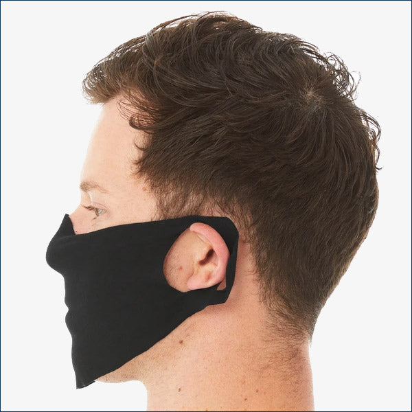 Ultra Soft Jersey Fabric Mask - Pack of 4