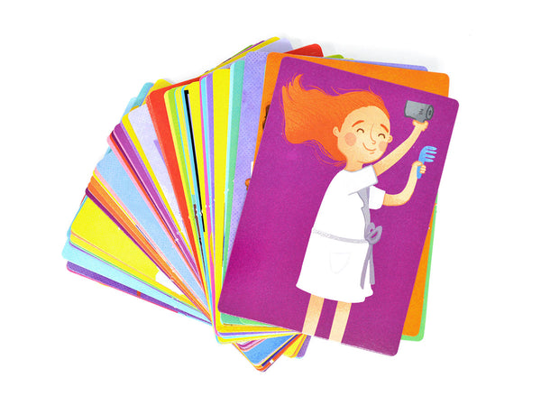Mega Flash Cards Verbos en inglés 1
