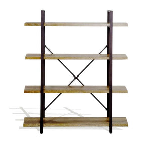 Wayatt 4 Level Shelving-Bookcase-OliveBranchHome