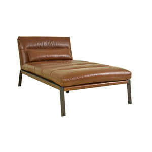 Perry Chaise Lounge Tobacco