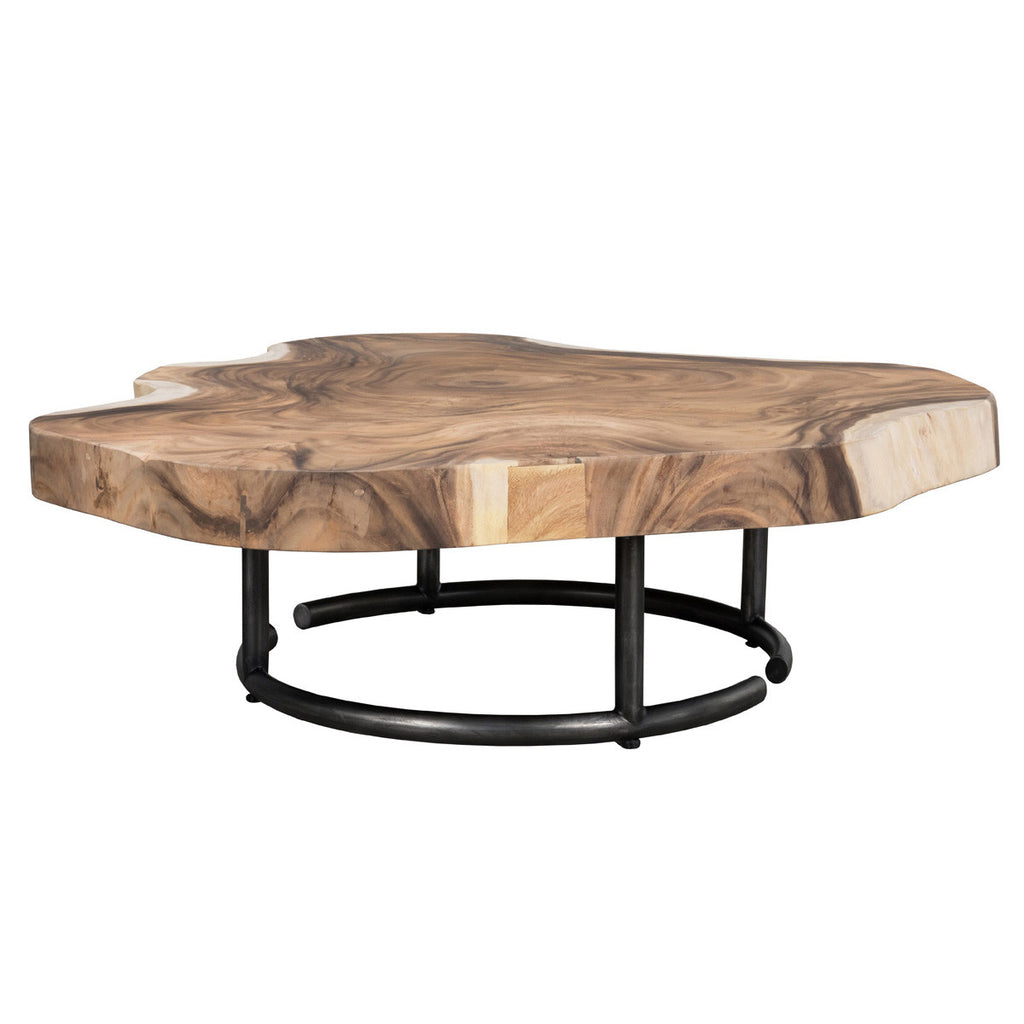 "Highland Coffee Table 51-57"" Light"