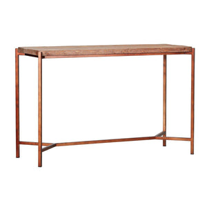 Ebony Console Table