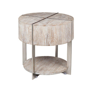Desmond Round End Table