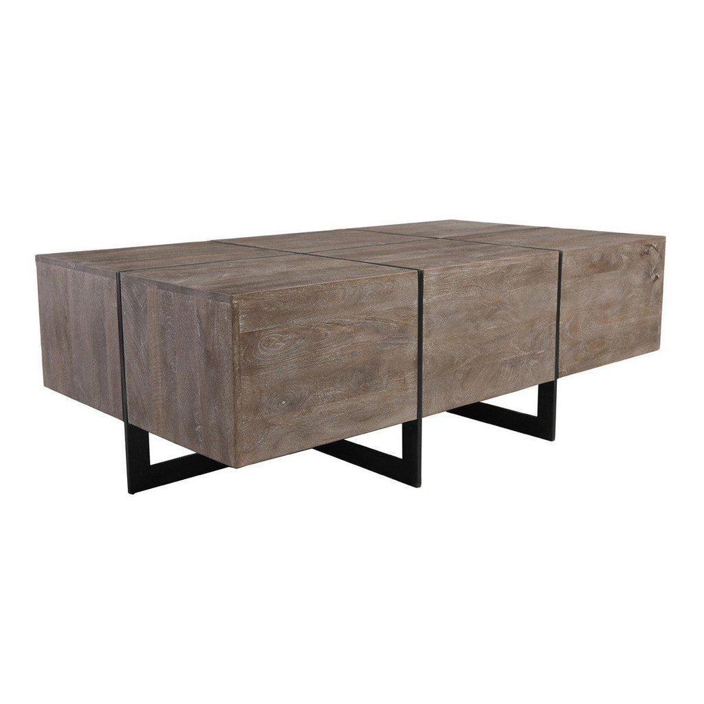 Desmond Coffee Table Taupe