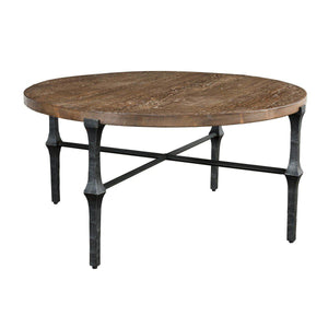 Hunter Round Coffee Table 38""