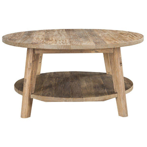 Canton Round Coffee Table
