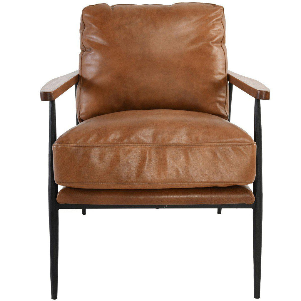 Christopher Club Chair Tan