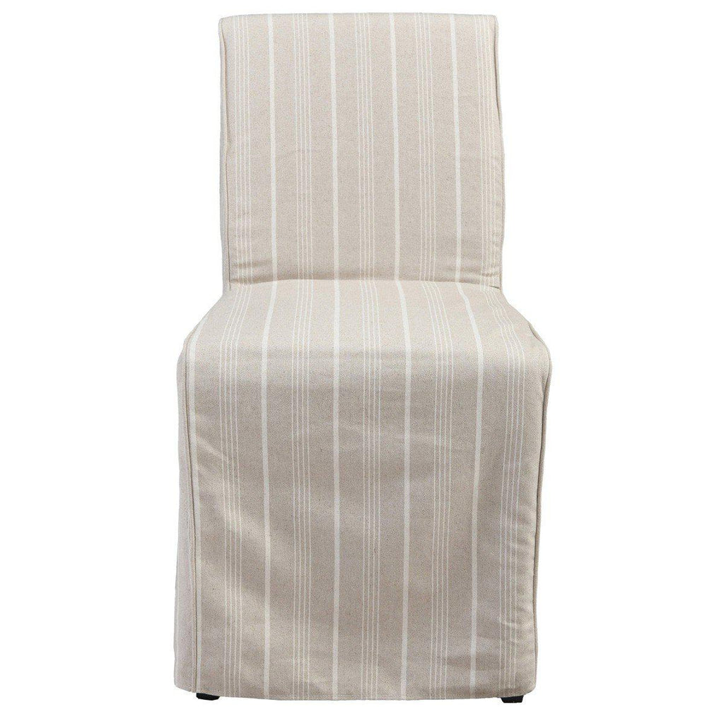 Amaya Dining Chair Striped