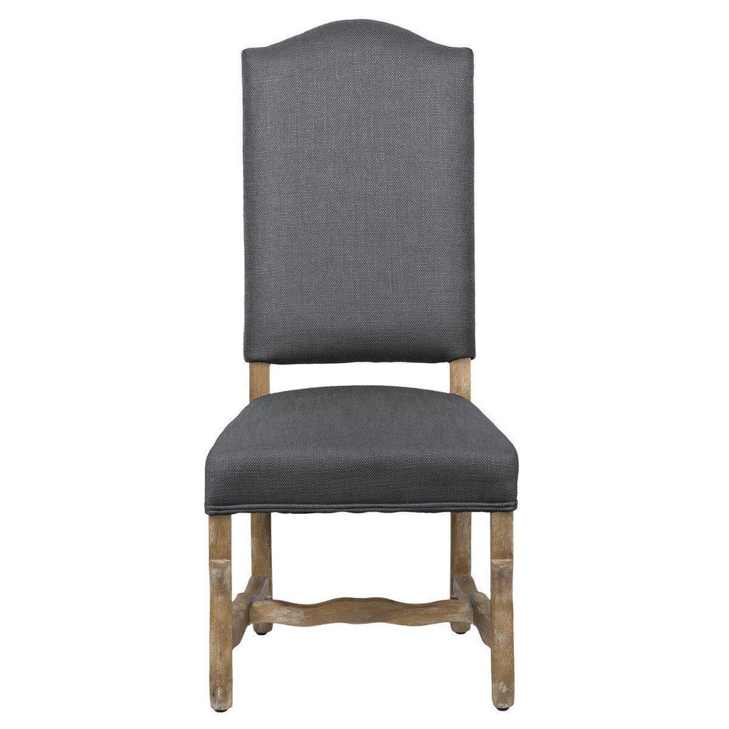 Jasper Side Chair Steel