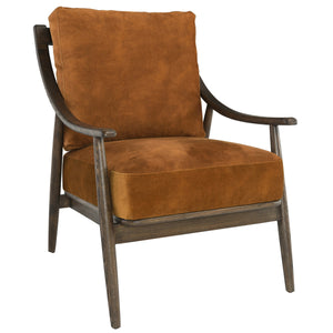 Amet Club Chair Bronze