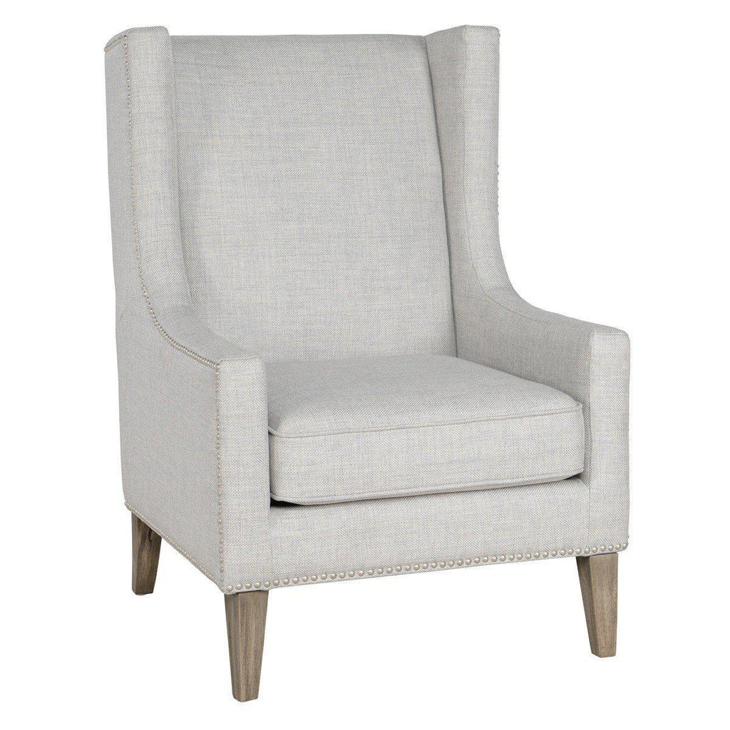 Erie Club Chair Gray