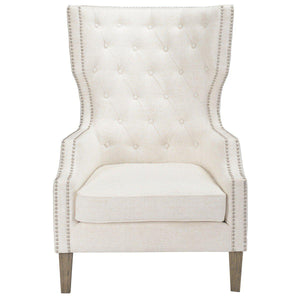 Alice Club Chair Ivory