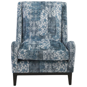 Adrian Accent Chair Blue