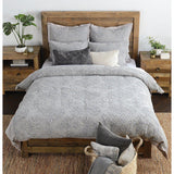 Reagan Duvet Collection - Gray