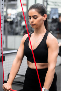 What are resistance bands useful for?