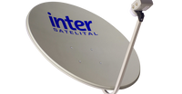 Antena satelital Inter