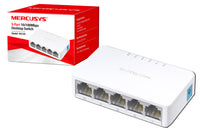 Switch Mercusys MS105 5 Puertos 10/100 Mbps