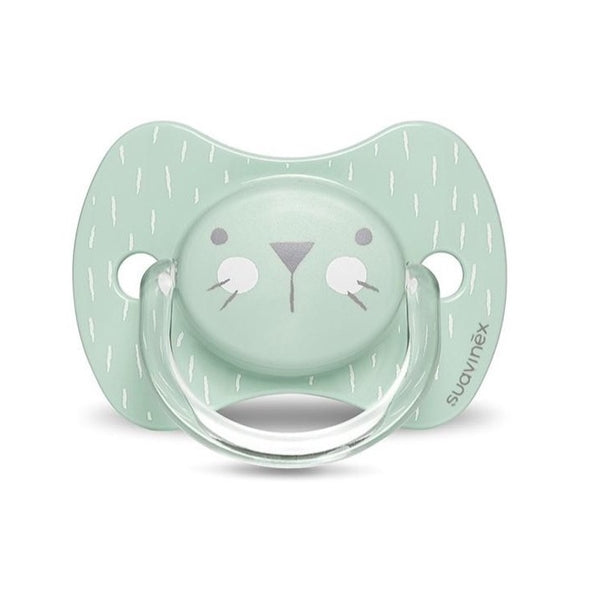 Hygge Premium Physiological Pacifier Mint, 0-6m