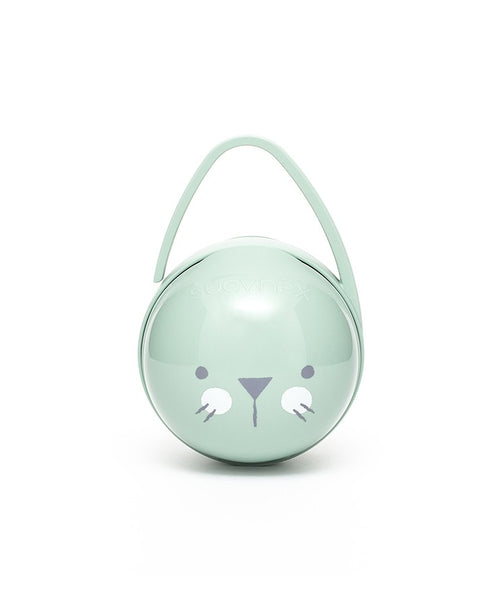 Hygge Premium Duo Soother Holder, Mint