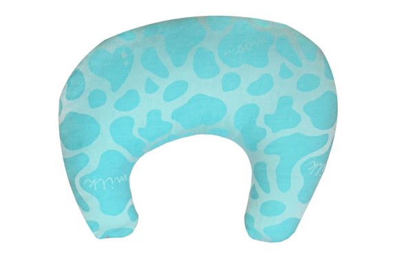 Bamboo Milk Nursing Pillow, Cow
