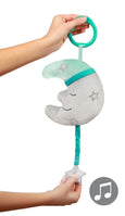 Musical Pull Toy for Babies, Moon