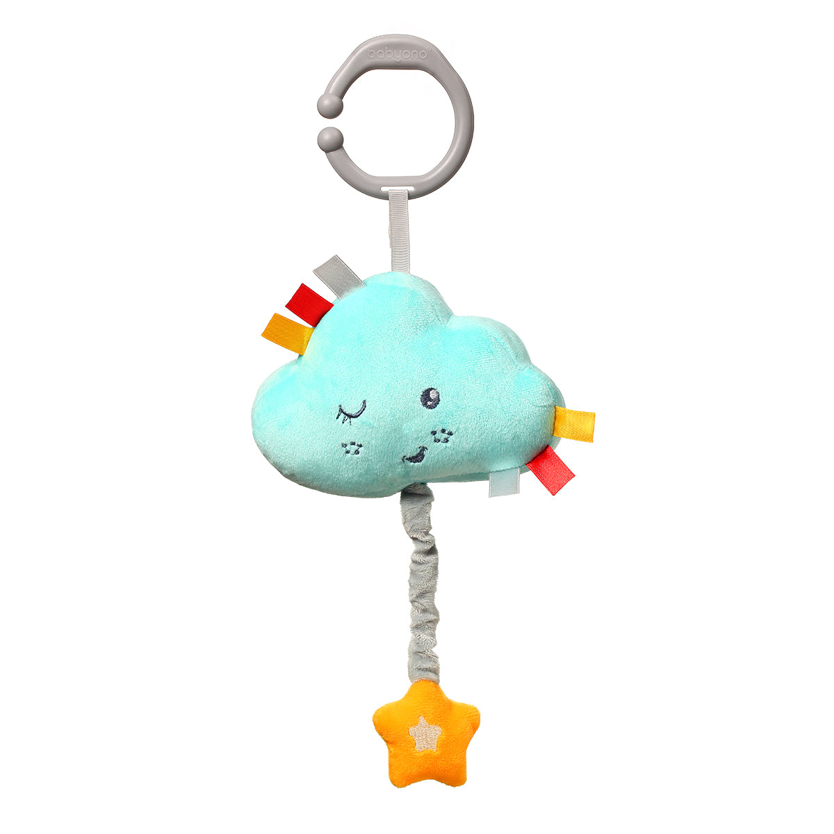 Musical Pull Toy for Babies, Cloud