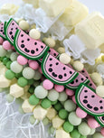 Pacifier Clip Darling - Watermelon