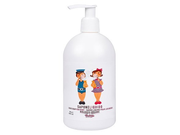 Organic Liquid Soap For Children, +0m
