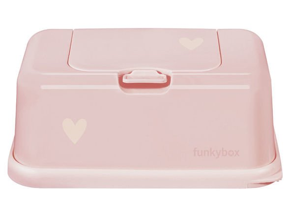 Baby Wipes/Tissue Dispenser, Pink Little Star