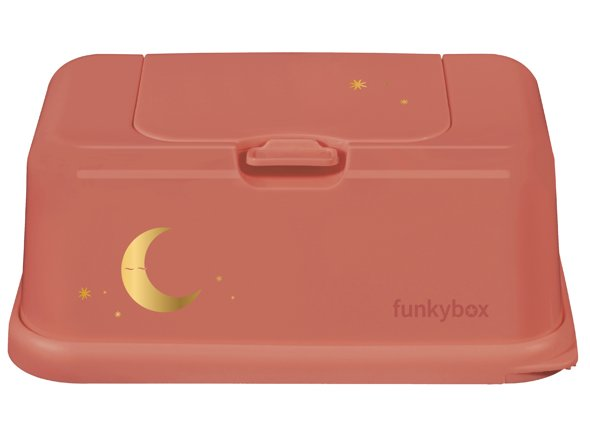 Baby Wipes/Tissue Dispenser, Brick Moonlight